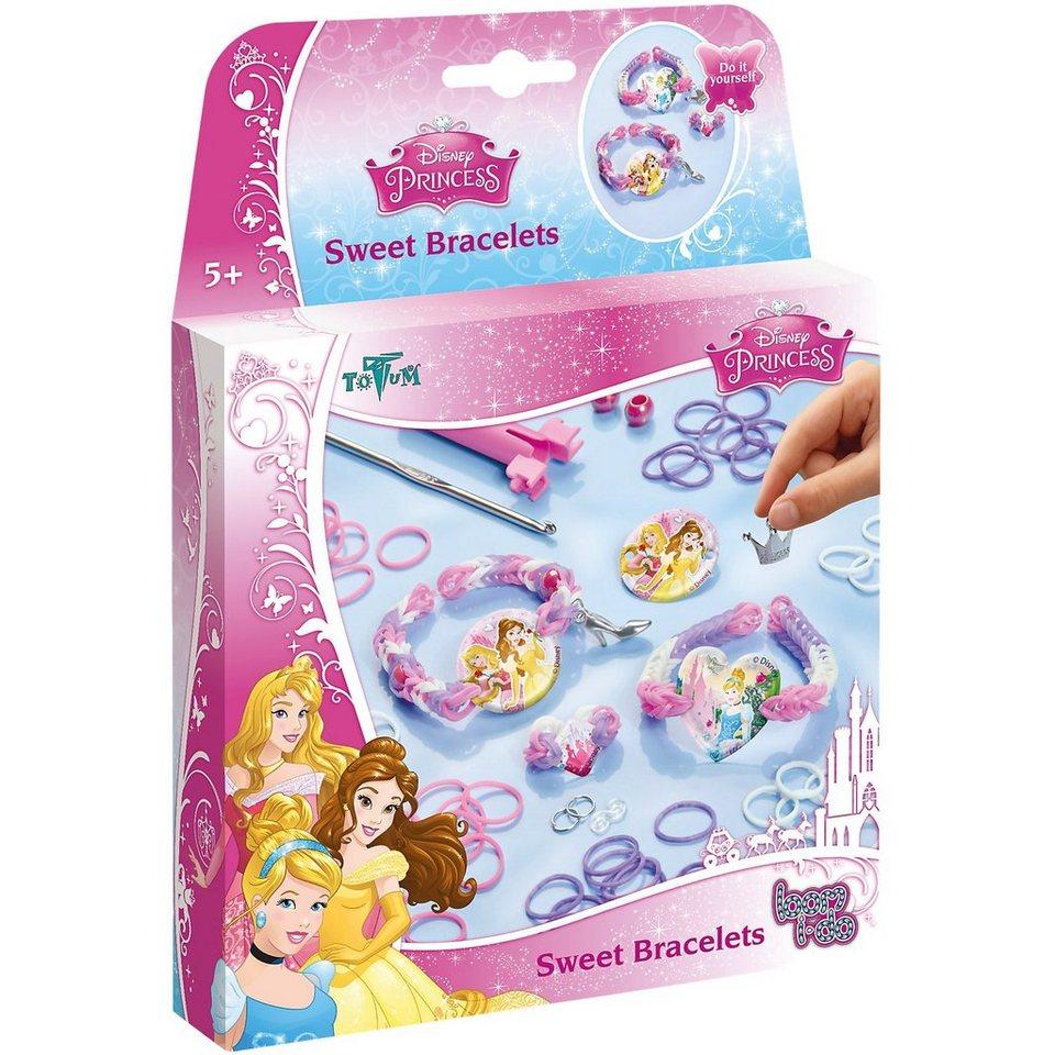 TOTUM Kreativset Loom I-do Sweet Bracelets Disney Princess