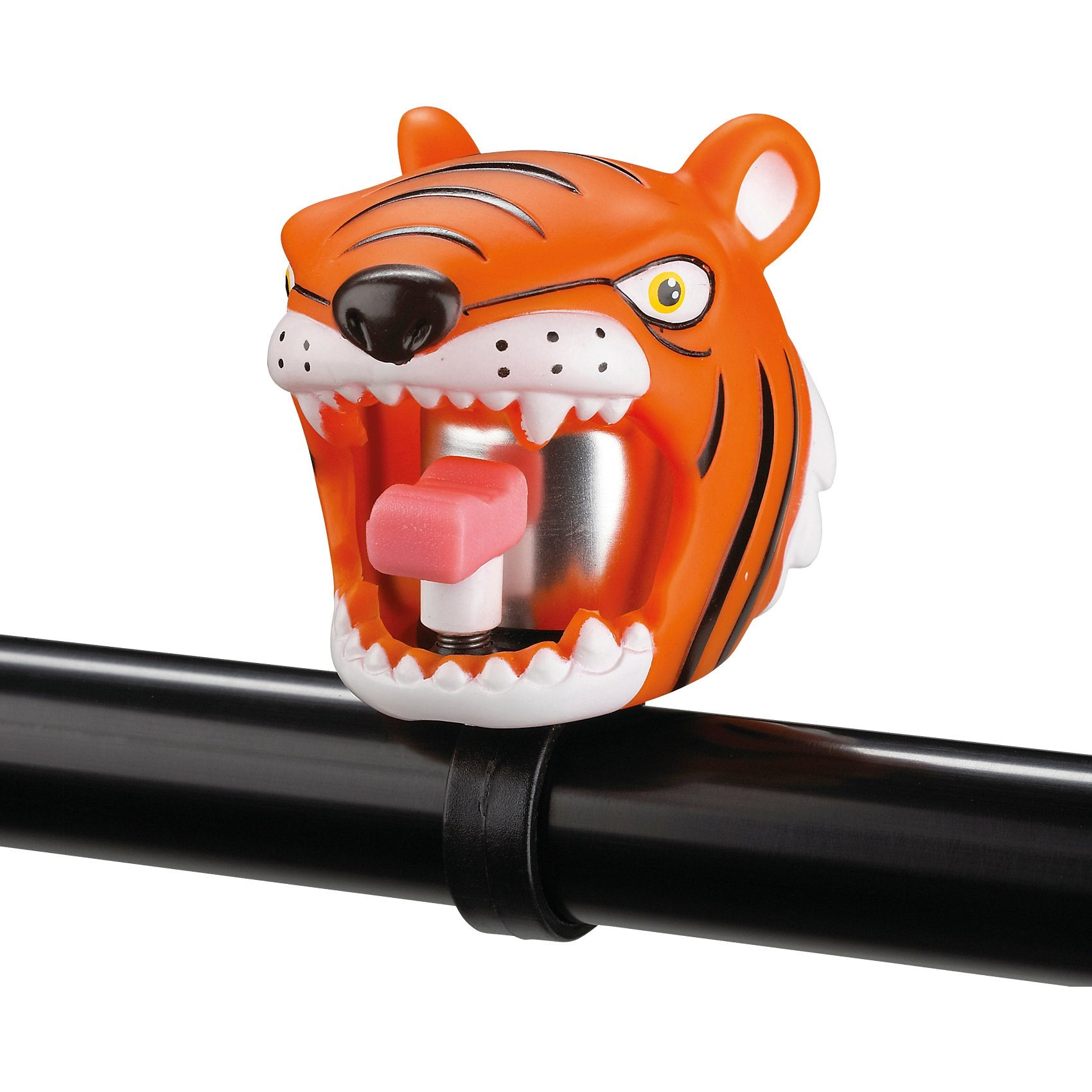Crazy Safety Fahrradklingel Tiger