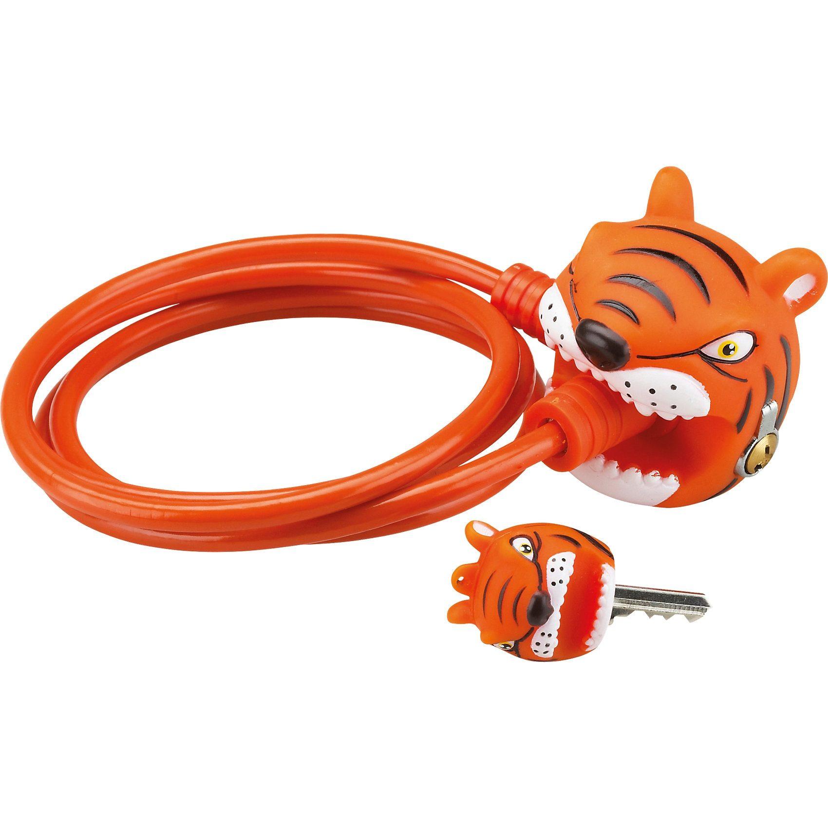 Crazy Safety Fahrradschloss Tiger