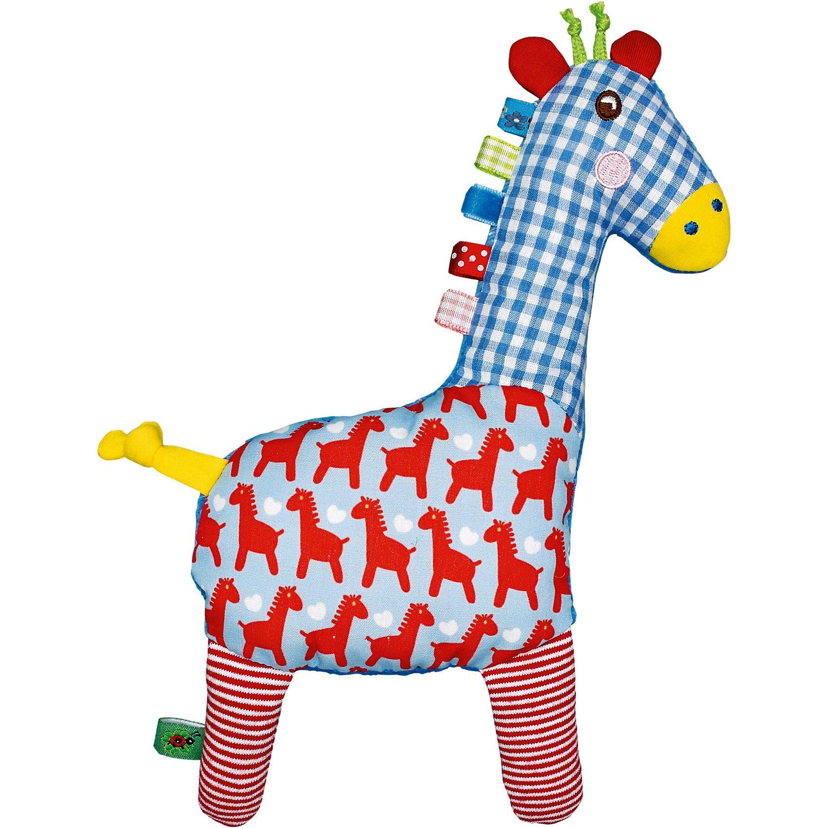 Spiegelburg Rassel Giraffe - BabyGlück
