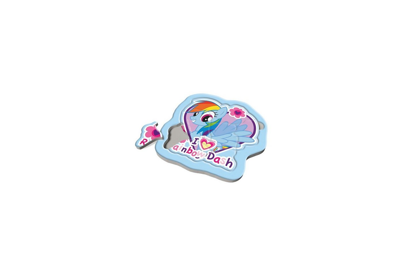 Trefl Rahmenpuzzle Baby Fun - My Little Pony - Preisvergleich