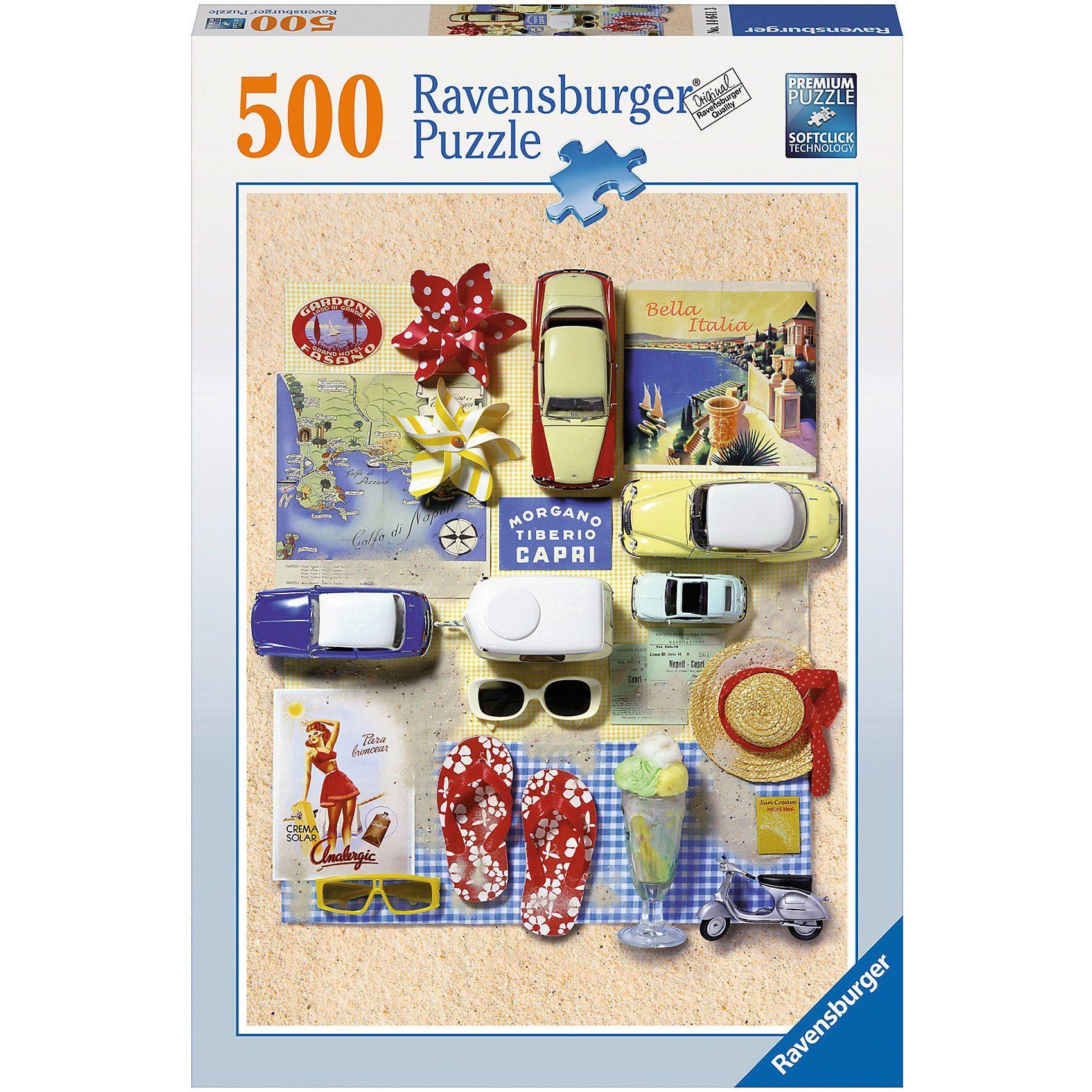 Ravensburger 500 Teile Sommer in Italien