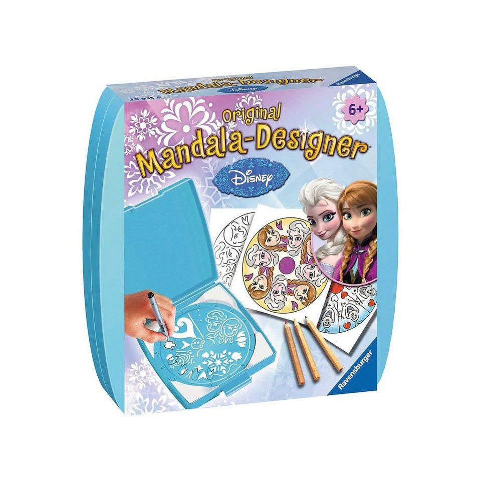 Ravensburger Mandala Designer® Mini Disney Die Eiskönigin