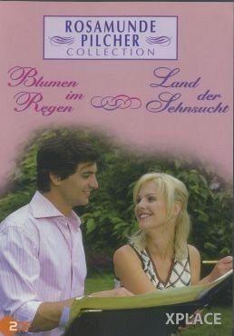 DVD »Rosamunde Pilcher - Blumen im Regen / Land der...«