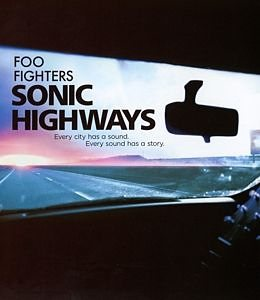 Blu-ray »Sonic Highways (3 Discs, OmU)«