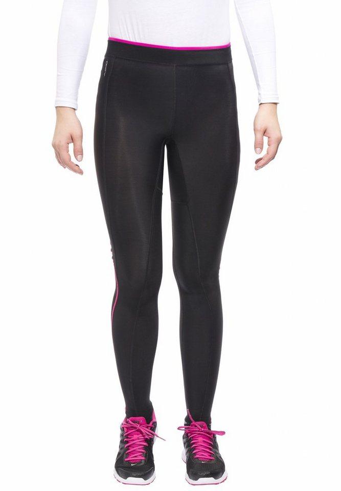 Skins Jogginghose »A200 Long Tights Women« in schwarz