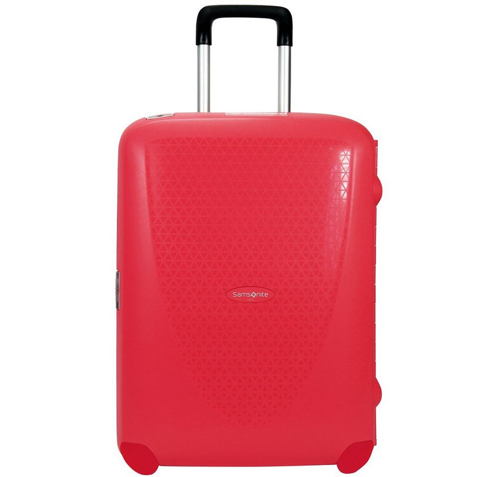 Samsonite Termo Young Upright 2-Rollen Trolley 67 cm in vivid red