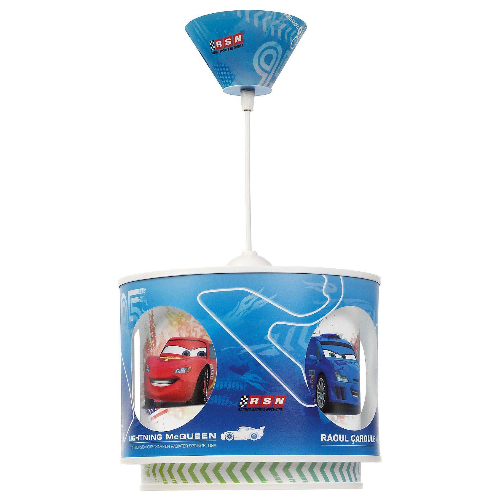 Dalber Hängelampe Cars RSN, blau
