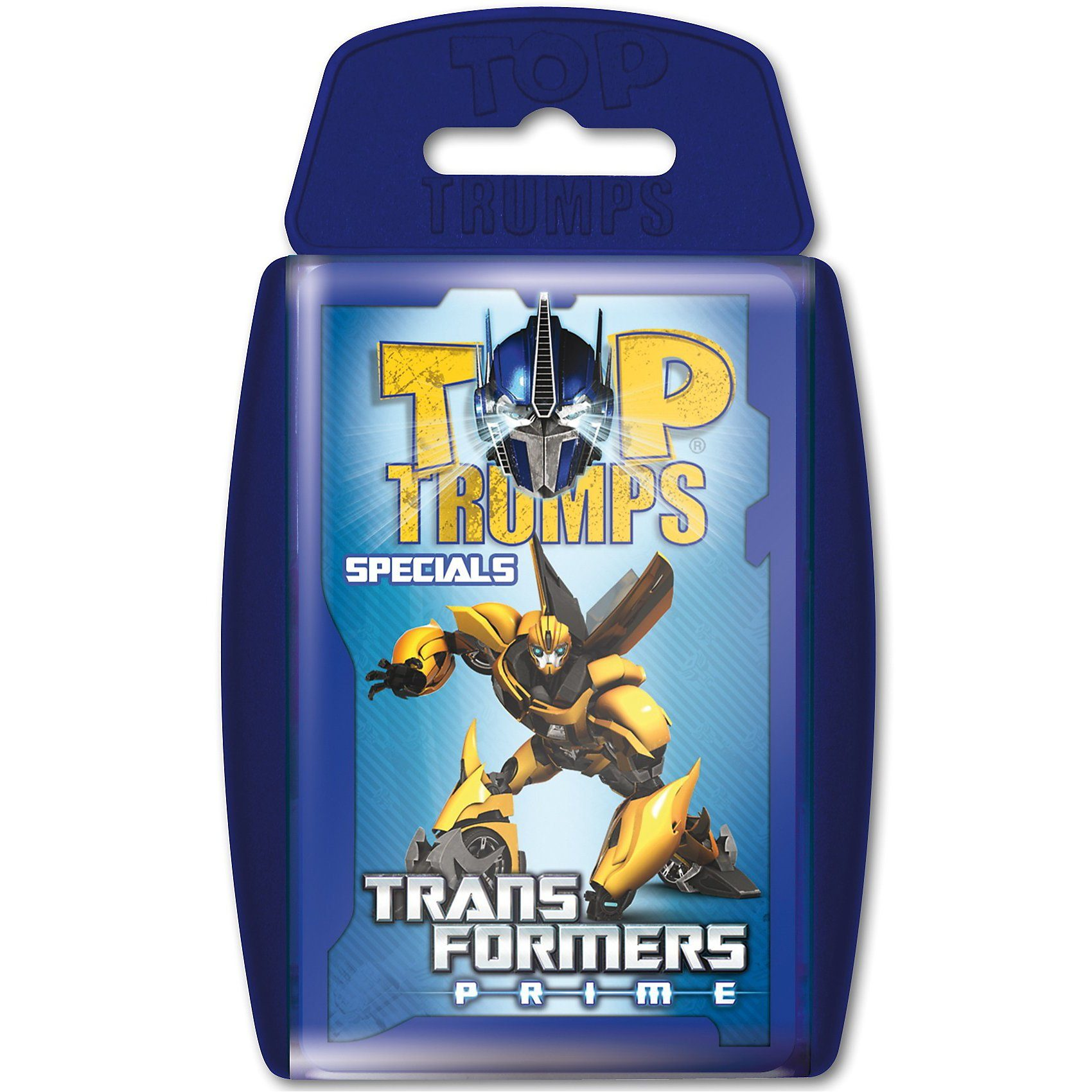 Winning Moves Top Trumps Transformers Prime