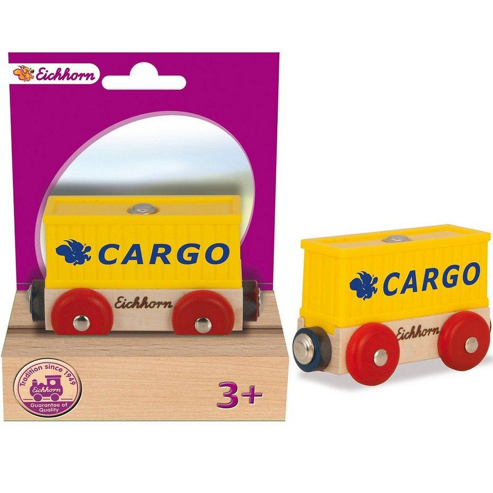 Eichhorn Bahn, Container Wagon, 2-tlg.