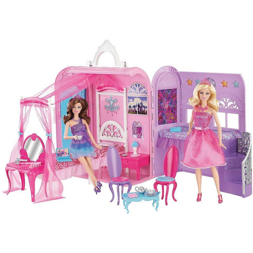 Mattel Barbie Prinzessin und Popstar - Schlafzimmer & Bad