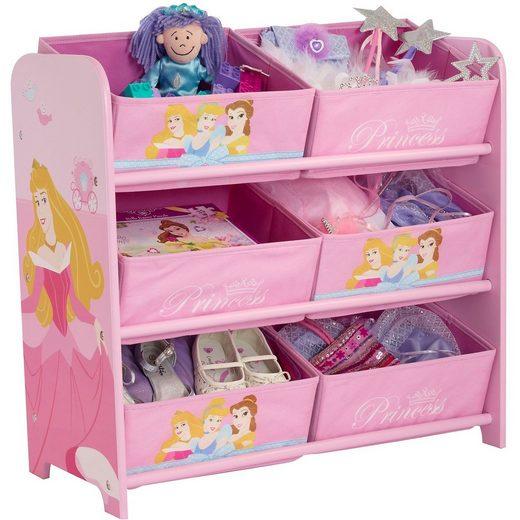 worlds apart disney princess 6 boxen regal kaufen otto. Black Bedroom Furniture Sets. Home Design Ideas