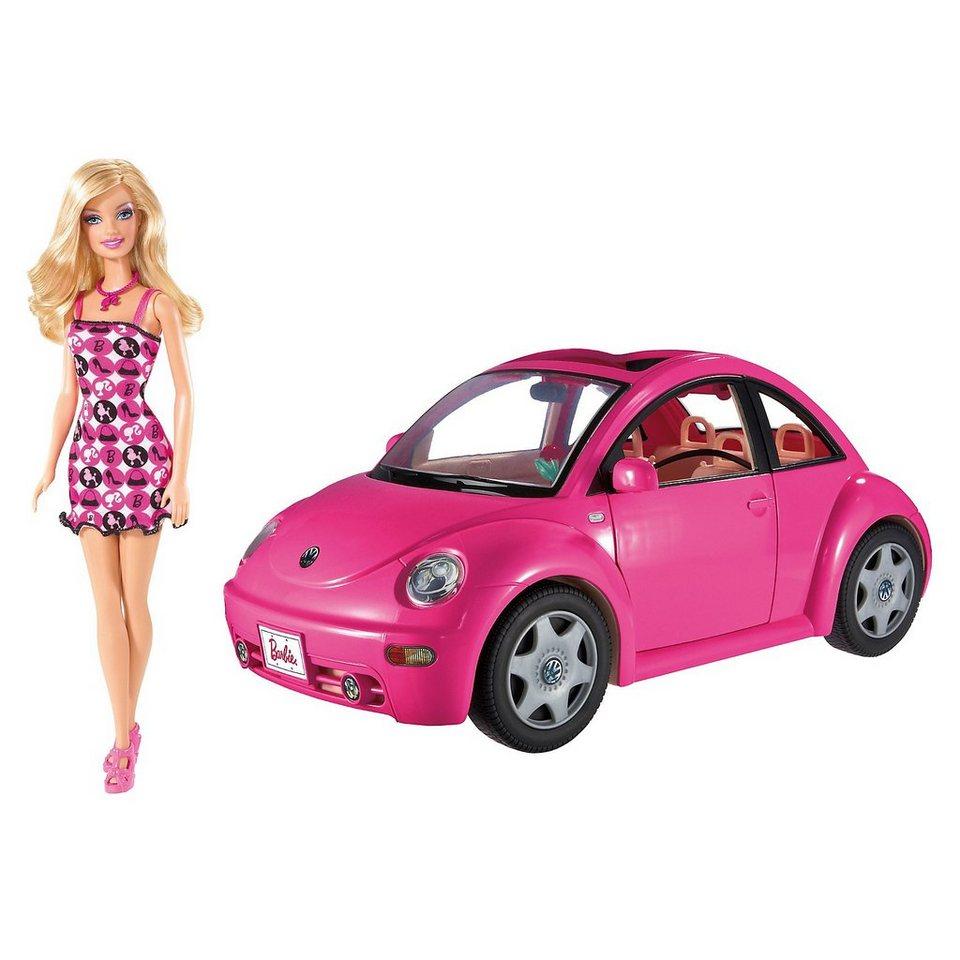 Mattel Barbie Volkswagen New Beetle
