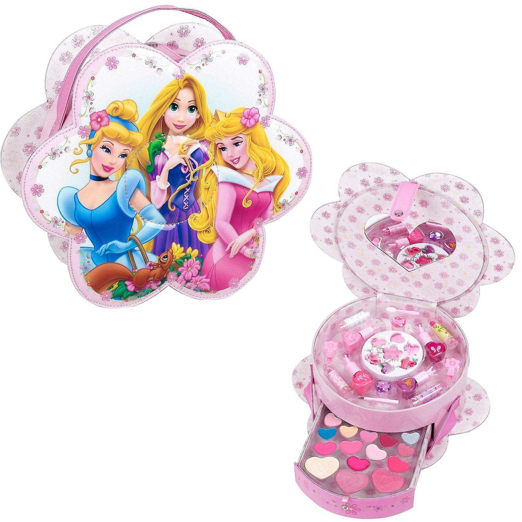 Disney Princess Kosmetikkästchen Blume
