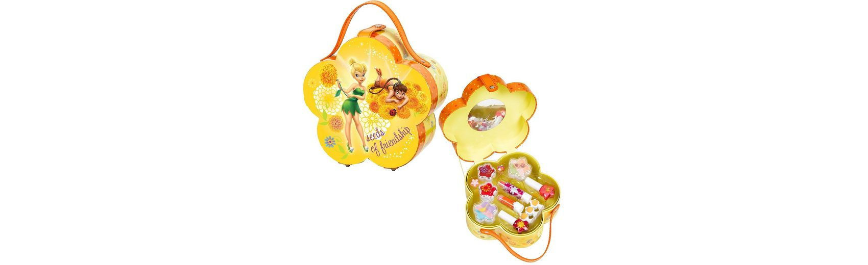 Disney Fairies Kosmetikkästchen Blume