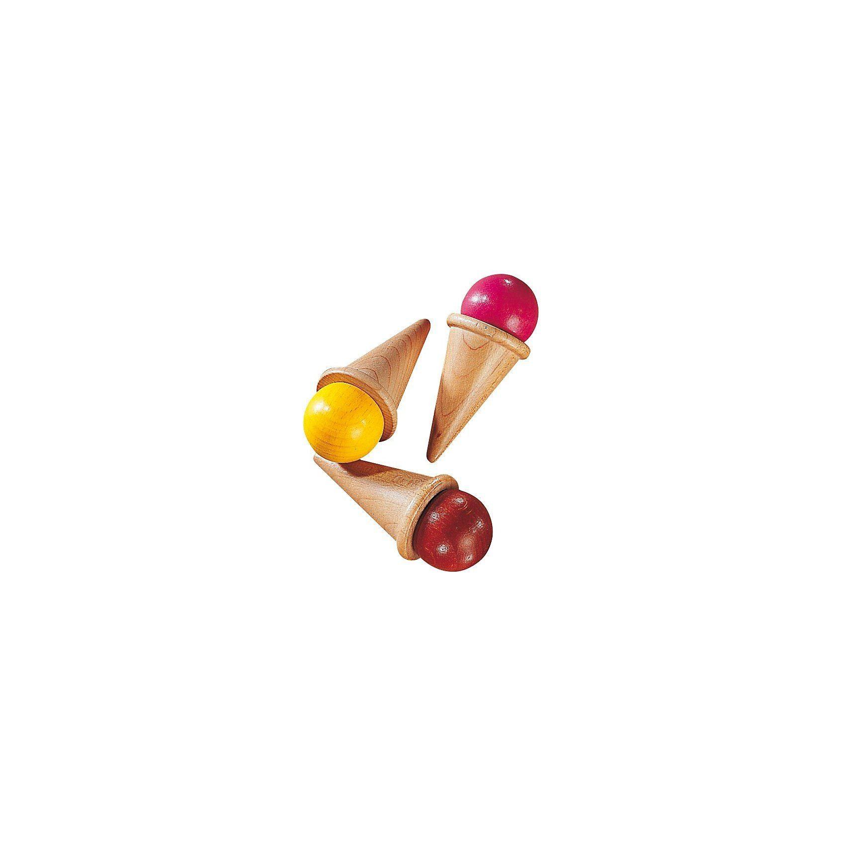 Haba 7988 Eistüten-Set Spiellebensmittel