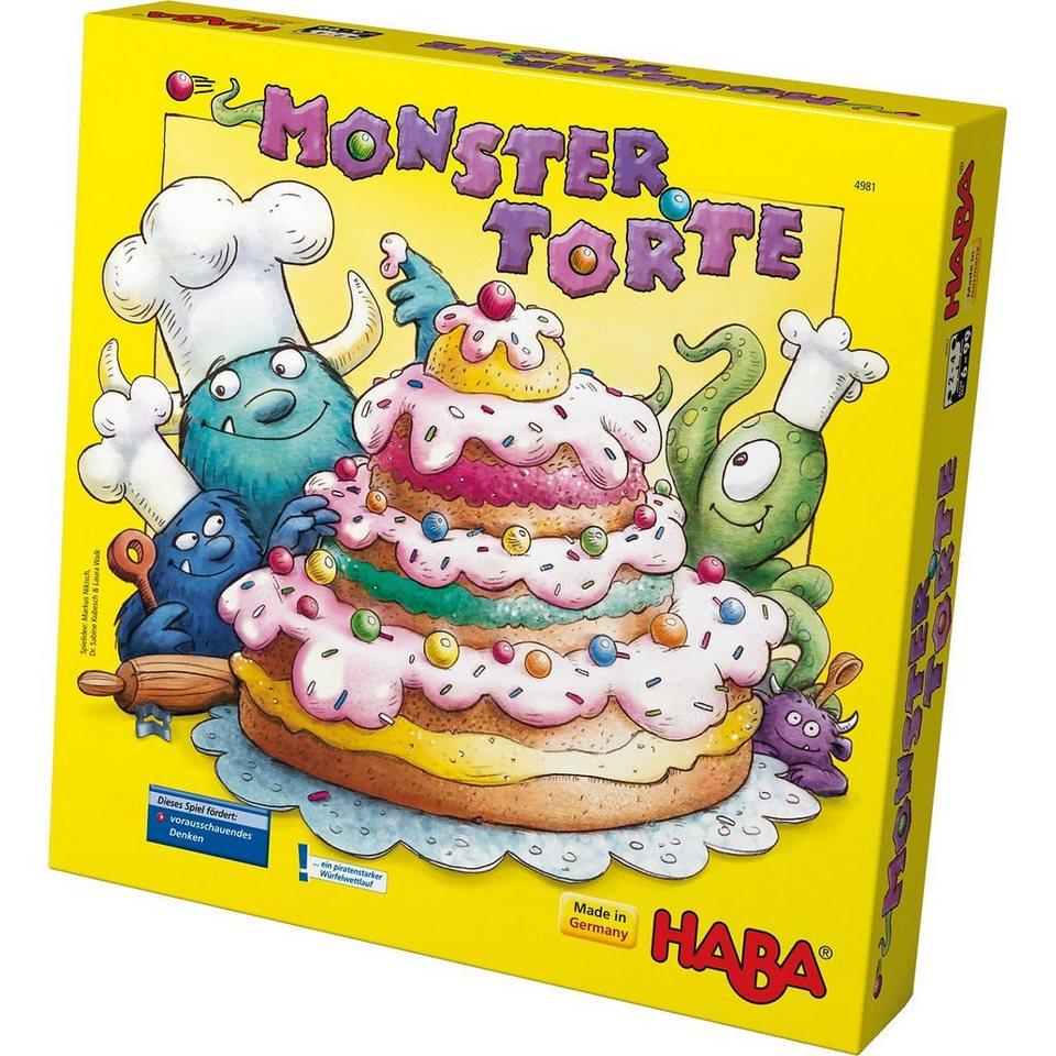 Haba Monstertorte