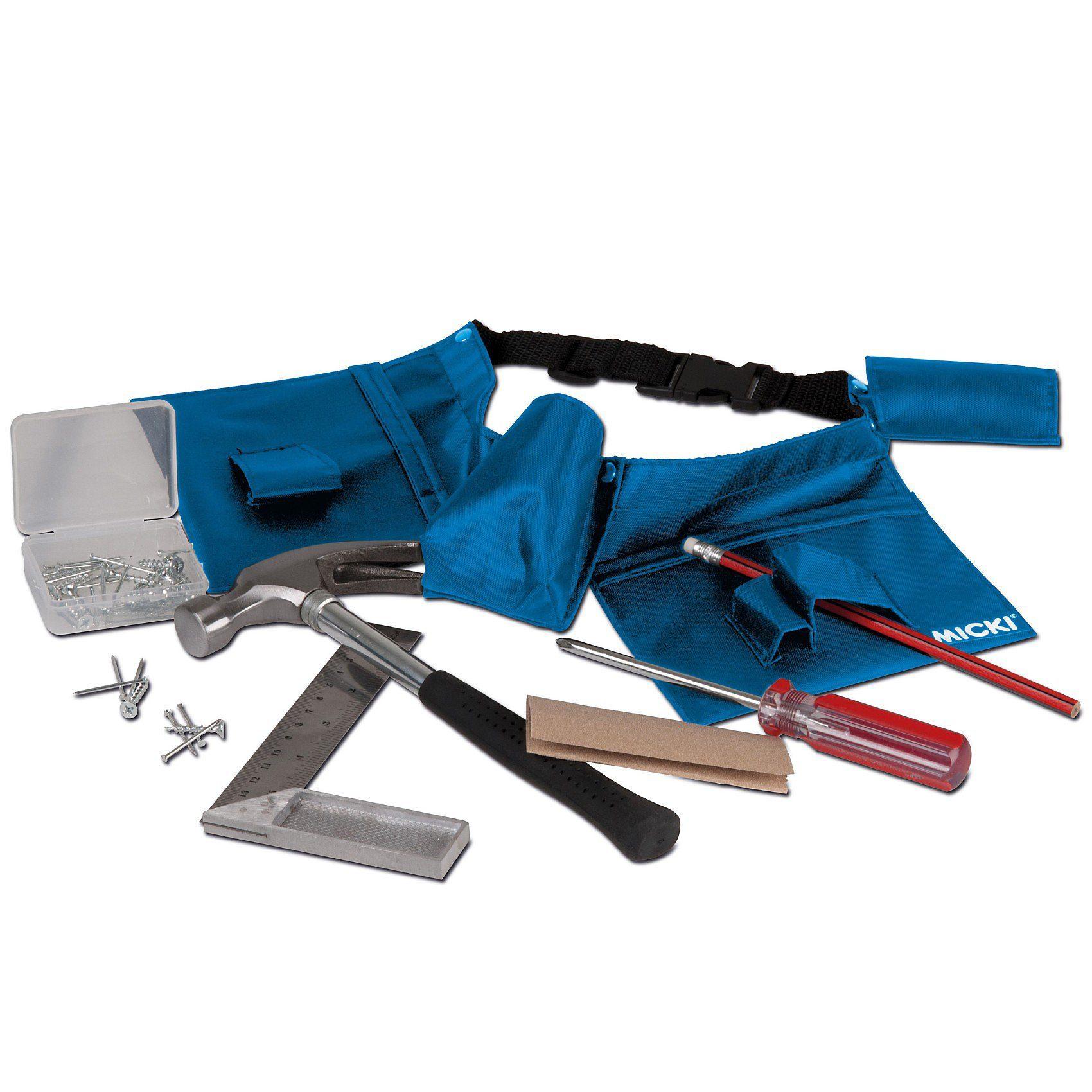 Glow2B Handwerkergürtel mit Werkzeug