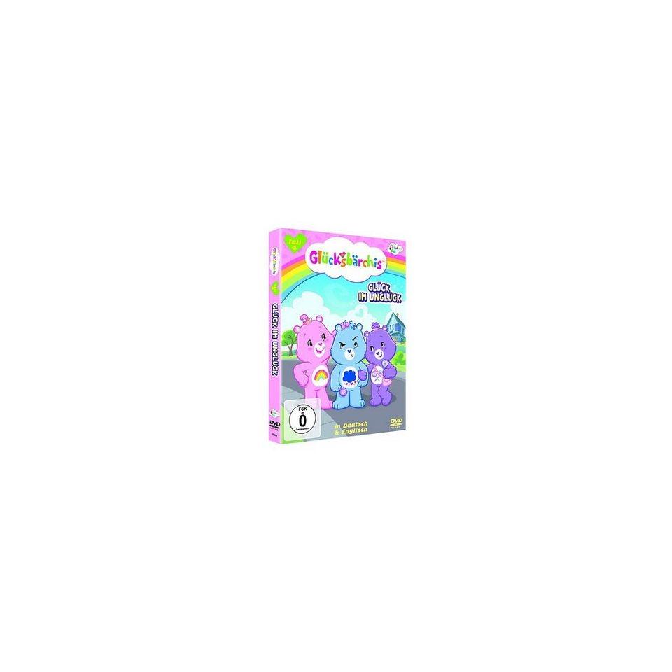 Just Bridge Entertainment DVD Glücksbärchis 4 - Glück im Unglück