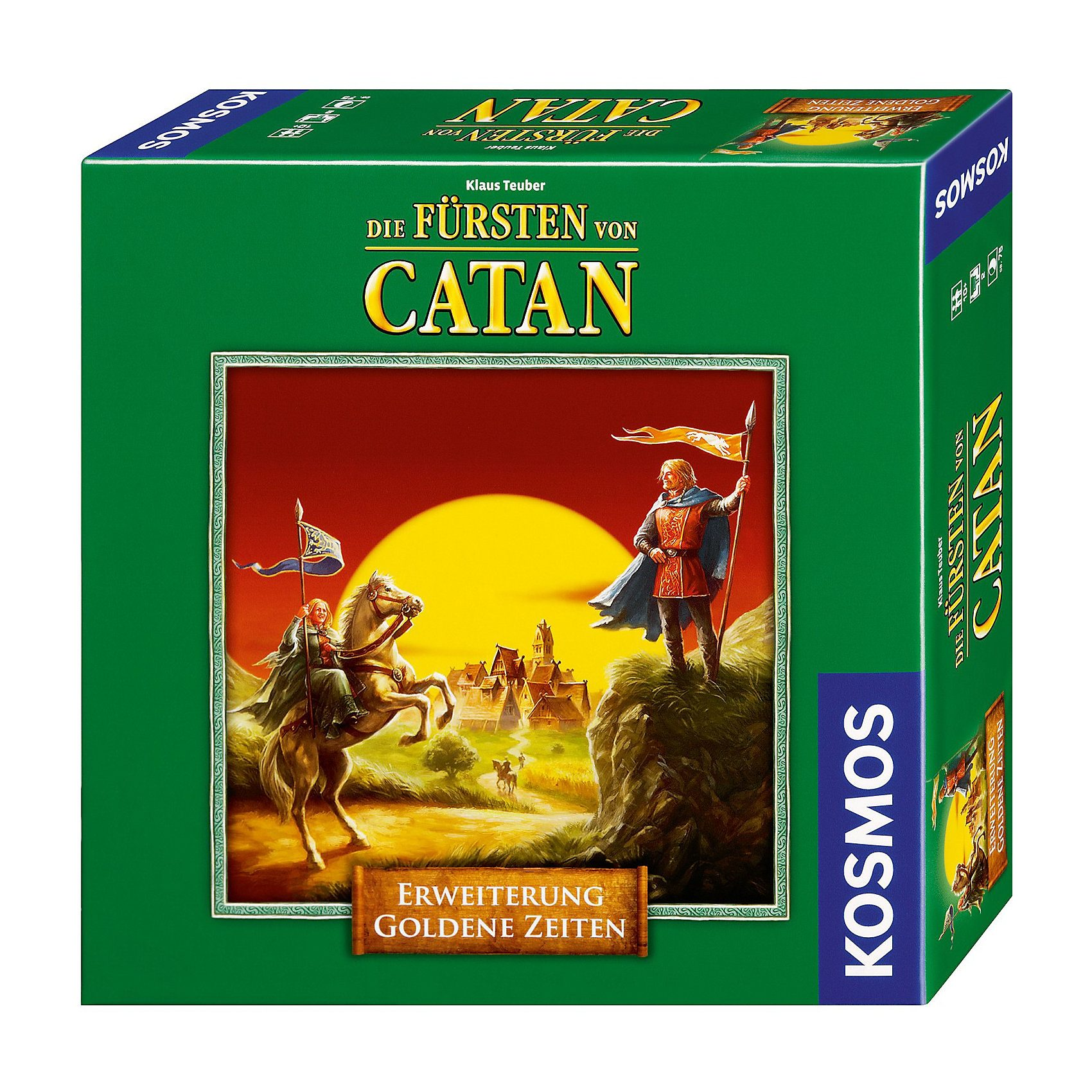 Kosmos Die Fürsten von Catan - Goldene Zeiten
