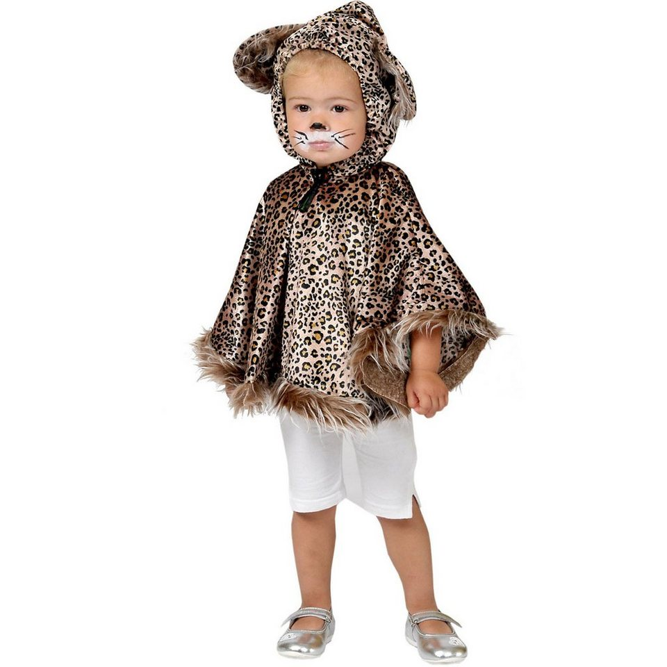Funny Fashion Cape Jaguar in Panther