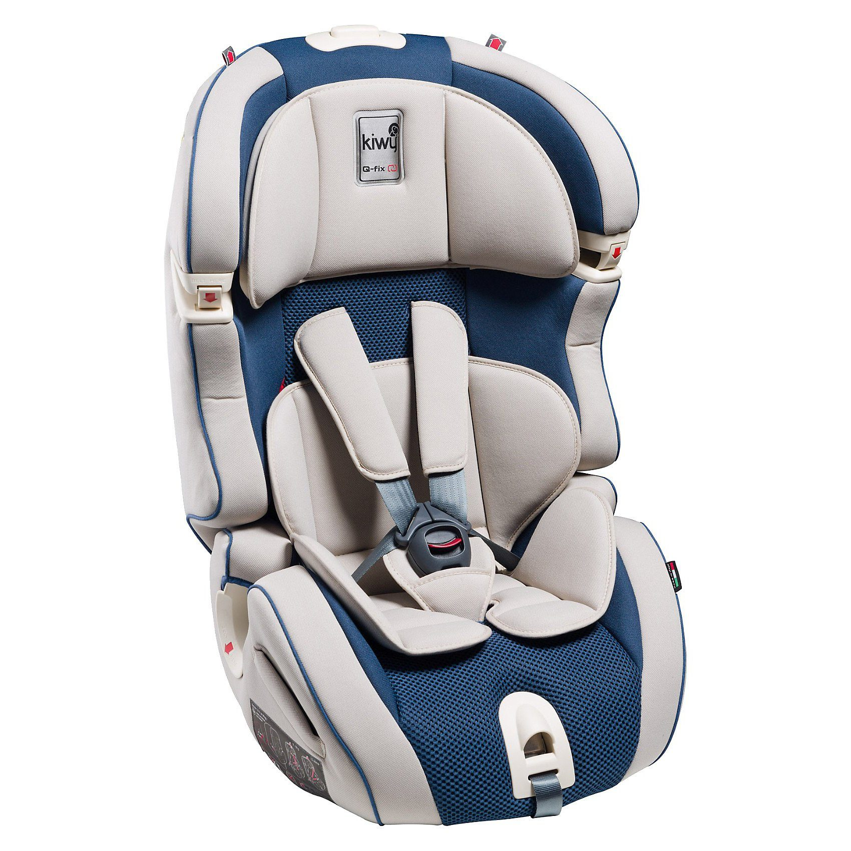 Kiwy Auto-Kindersitz SLF123 Q-Fix, Ocean, 2016