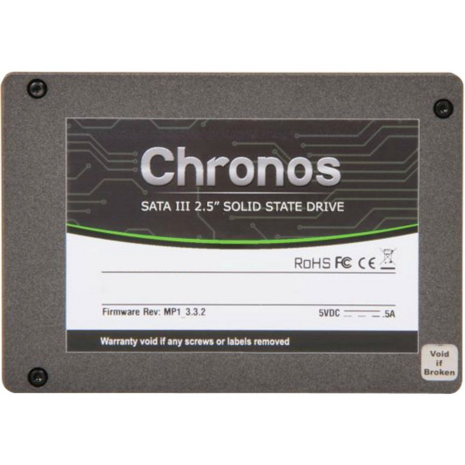 "Mushkin Solid State Drive »Chronos 2,5"" SSD 120 GB«"