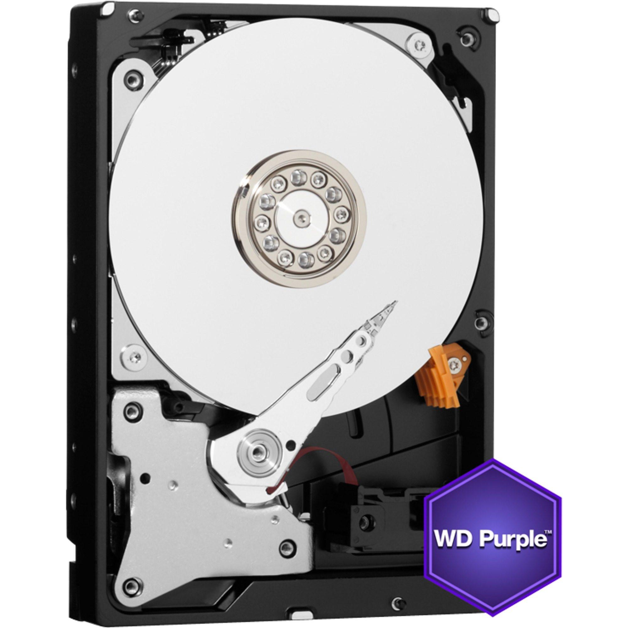 Western Digital Festplatte »WD10PURX 1 TB«