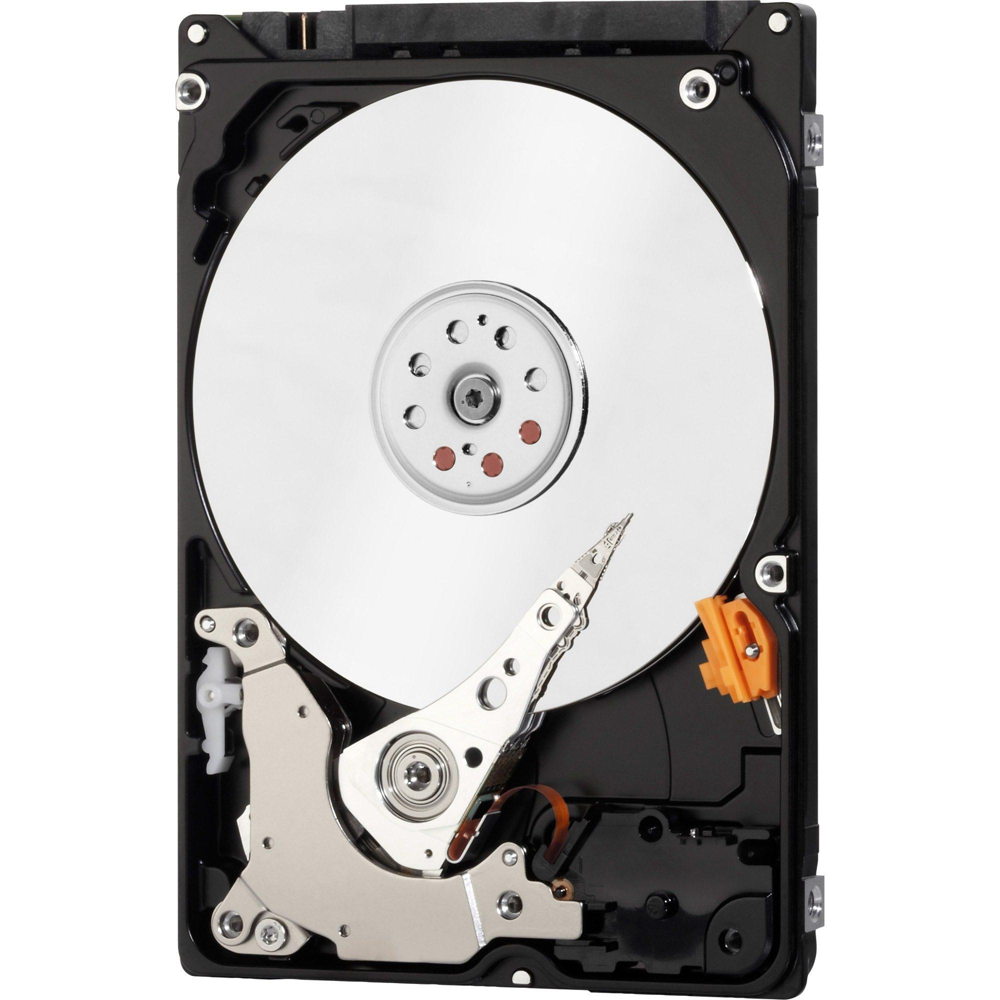 Western Digital Festplatte »WD5000LUCT 500 GB«
