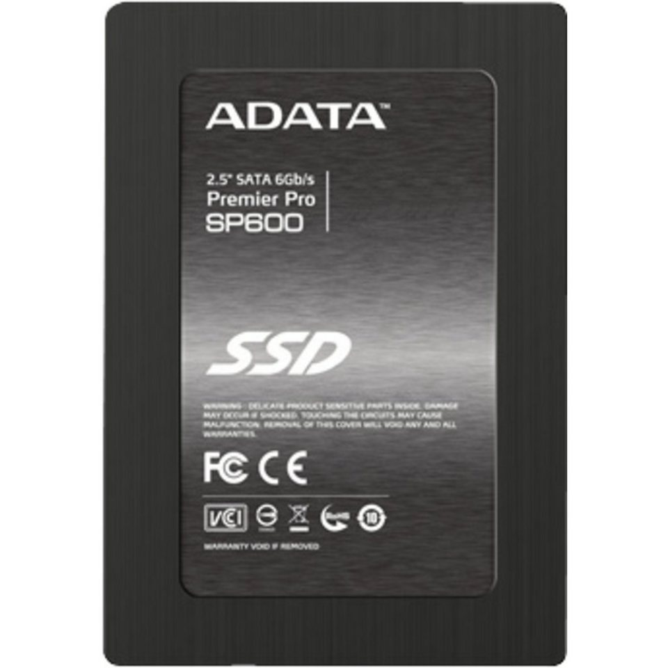 "ADATA Solid State Drive »SP600 2,5"" SSD 64 GB«"