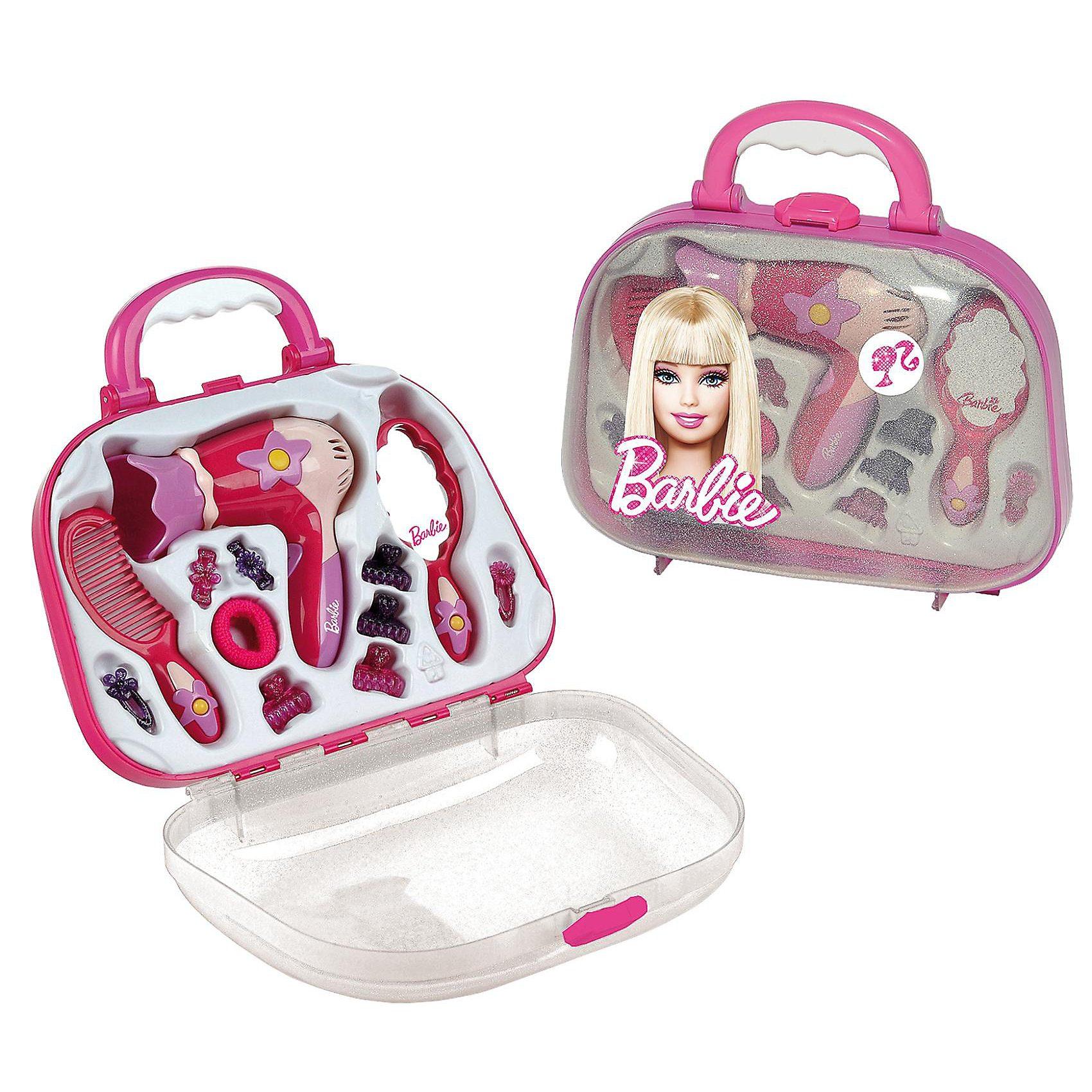 Klein Barbie Frisierkoffer