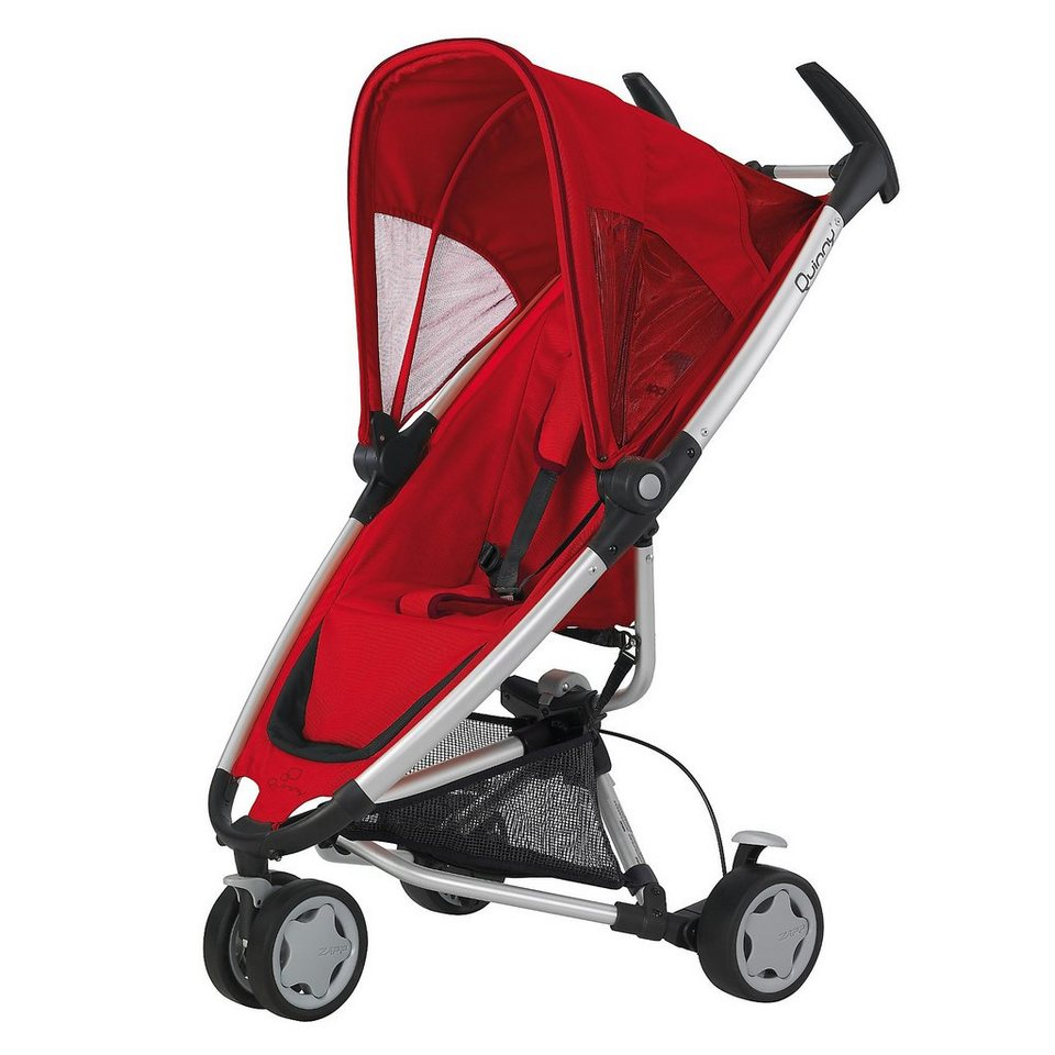 Quinny Buggy Zapp, Rebel Red, 2012