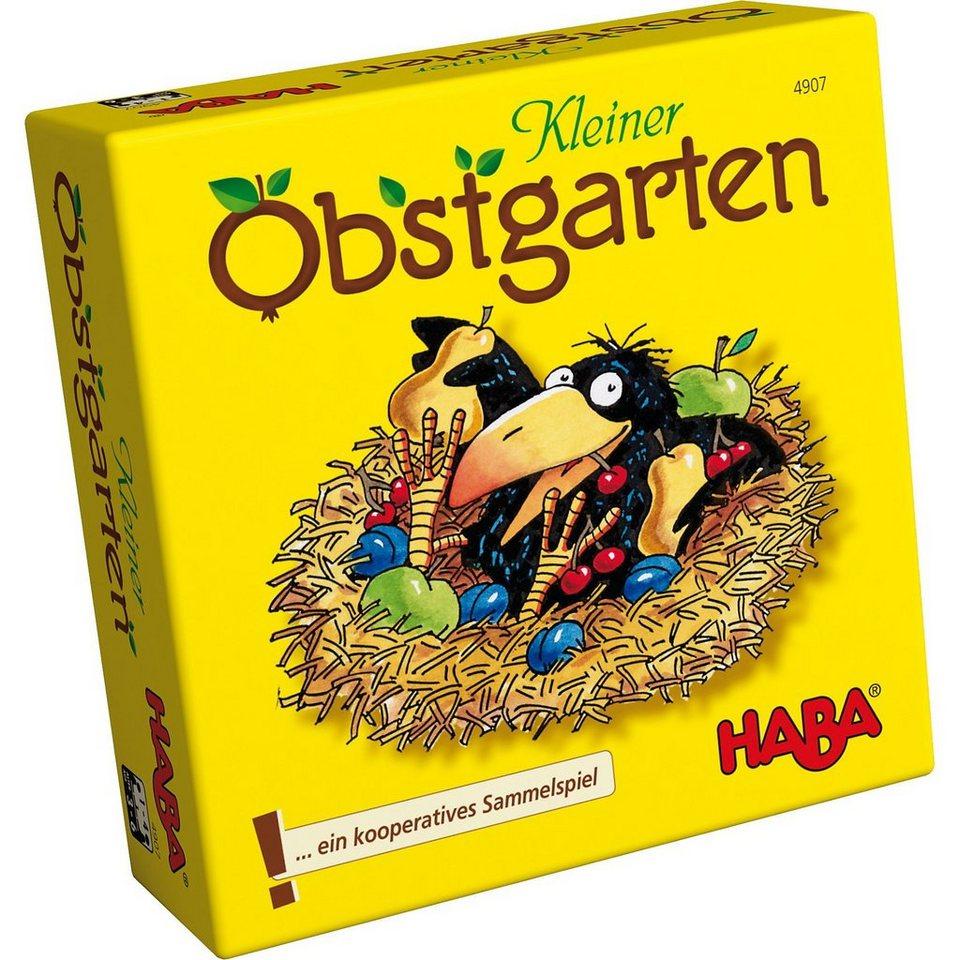 Obstgarten Haba Spielanleitung