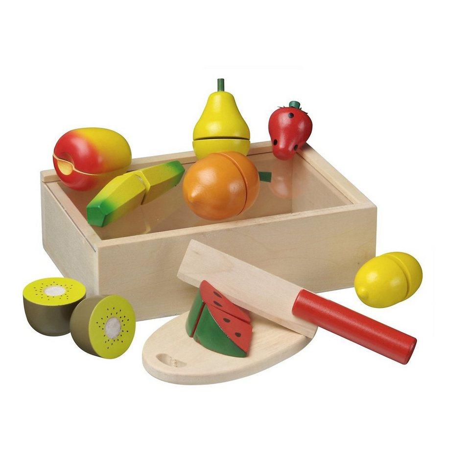 Eitech NCT 581 Früchte schneiden