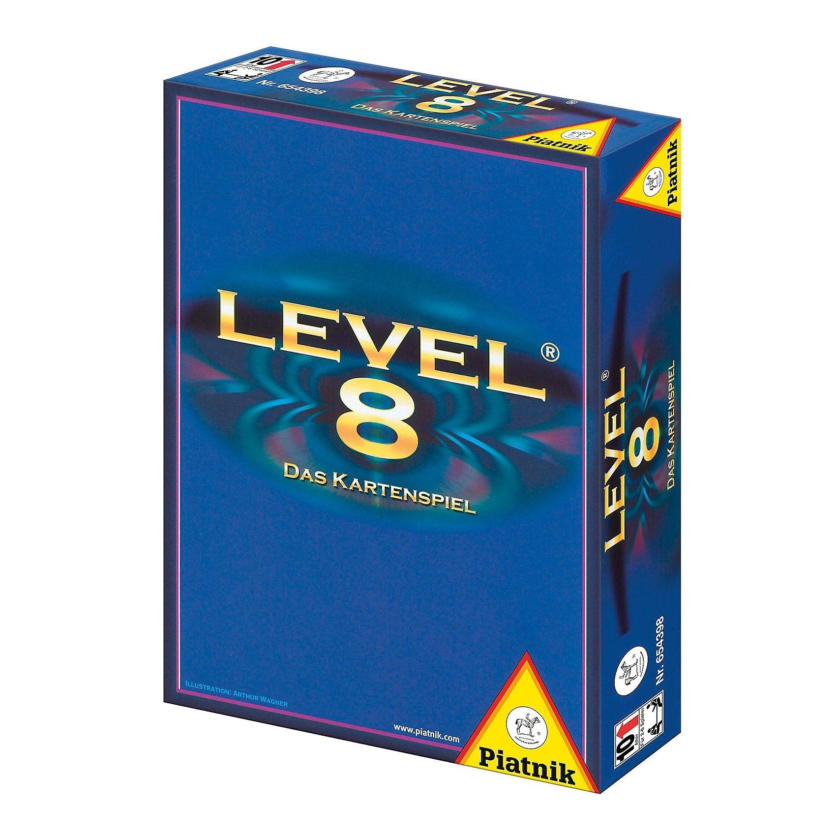 Piatnik Level 8 Kompakt - Das Kartenspiel