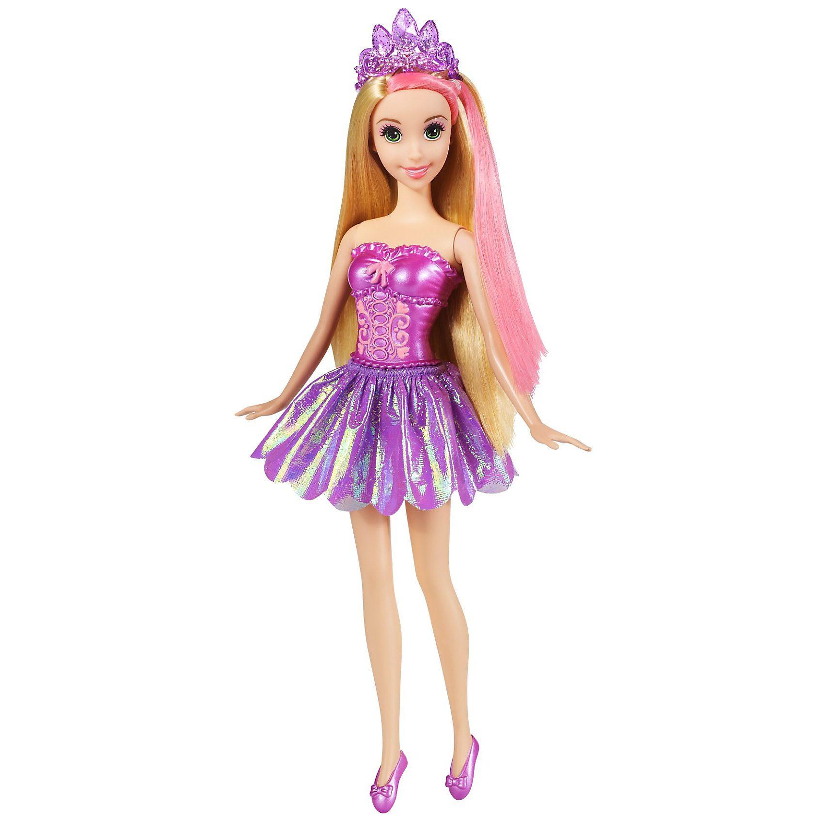 Mattel Disney Princess Bade-Schönheit Rapunzel