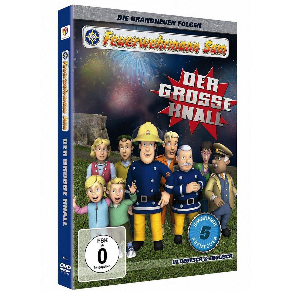 Just Bridge Entertainment DVD Feuerwehrmann Sam - Der große Knall