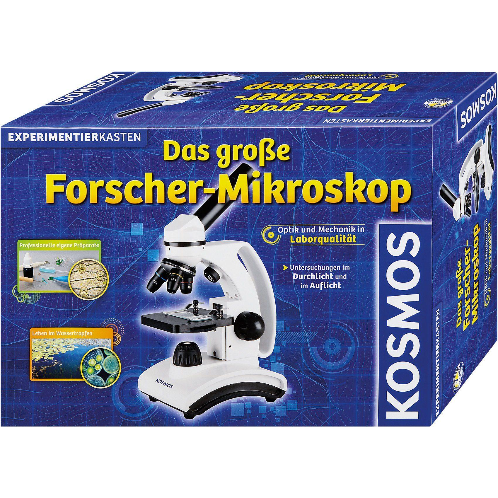 Kosmos Das große Forscher-Mikroskop