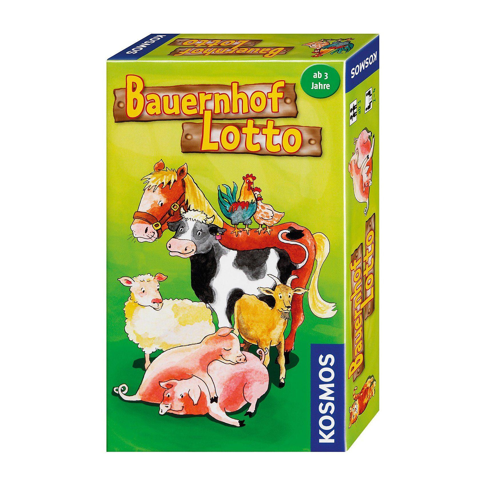 Kosmos Bauernhof Lotto
