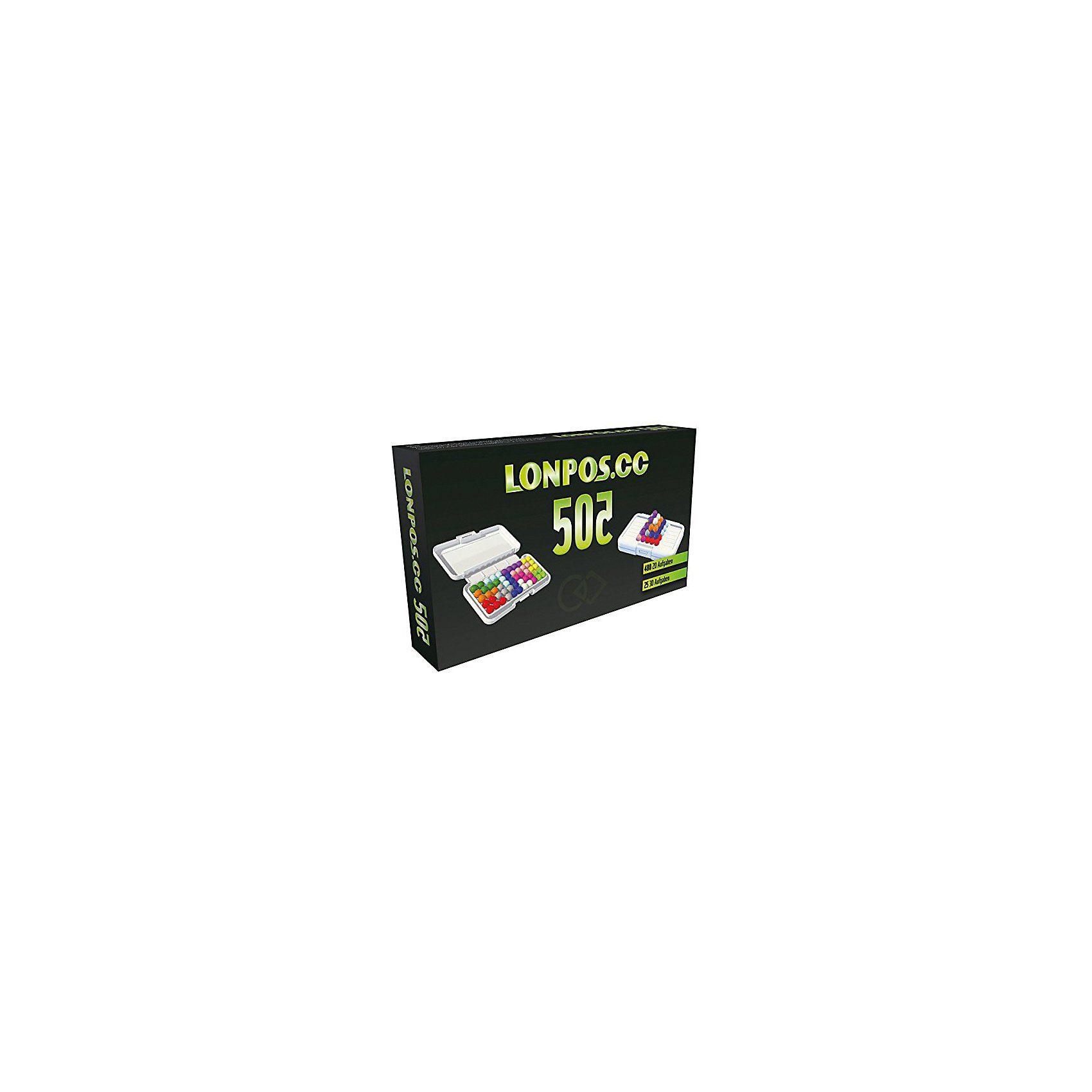 Denk- und Logikspiel Lonpos 505