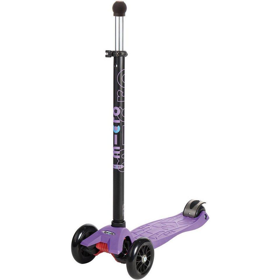 micro Scooter maxi lila in lila