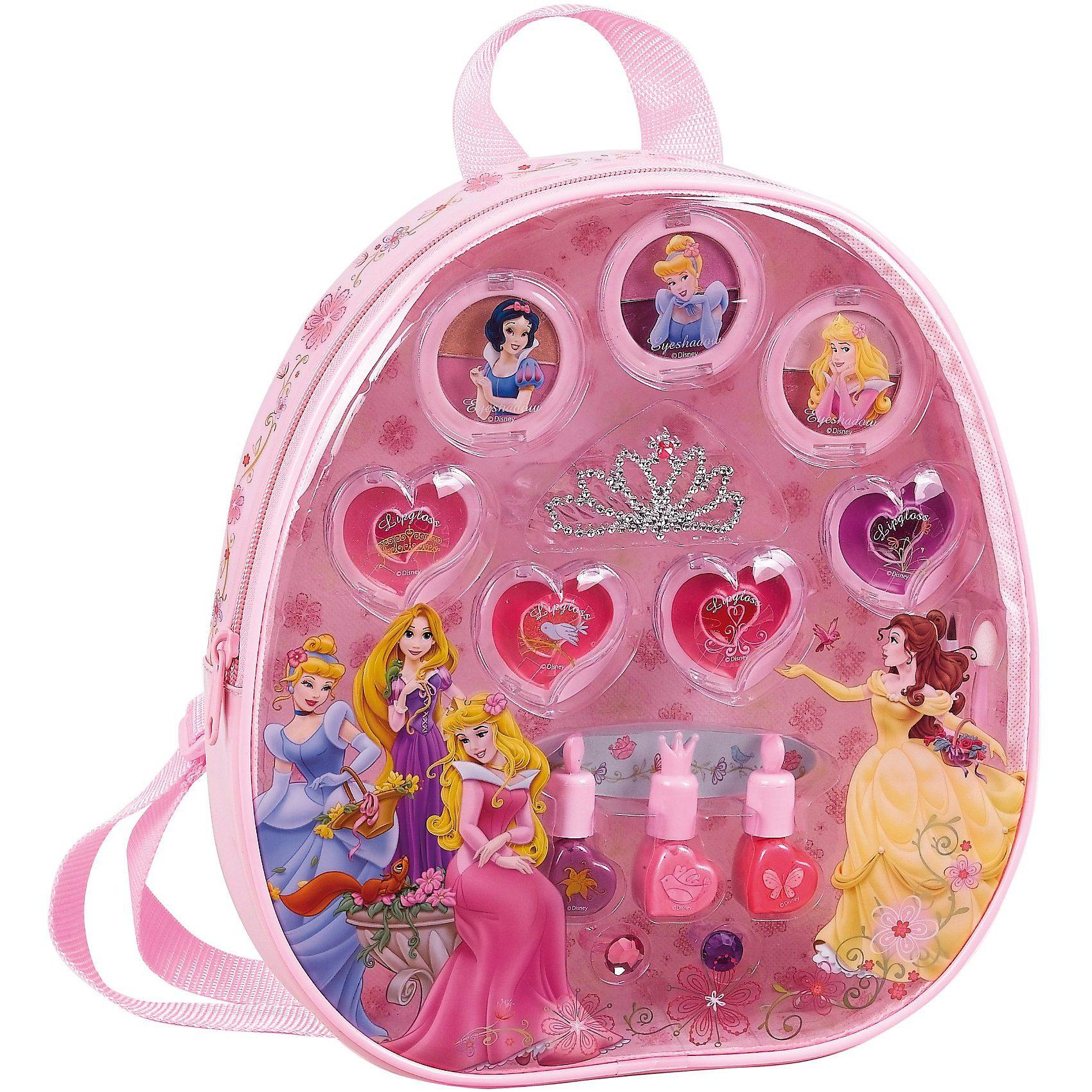 Disney Princess Rucksack mit Kosmetik