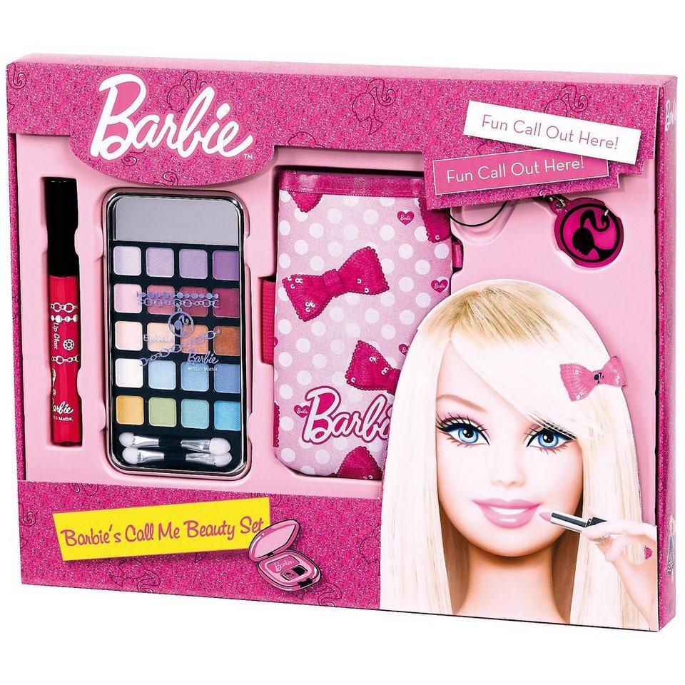 Barbie Call me Kosmetikset