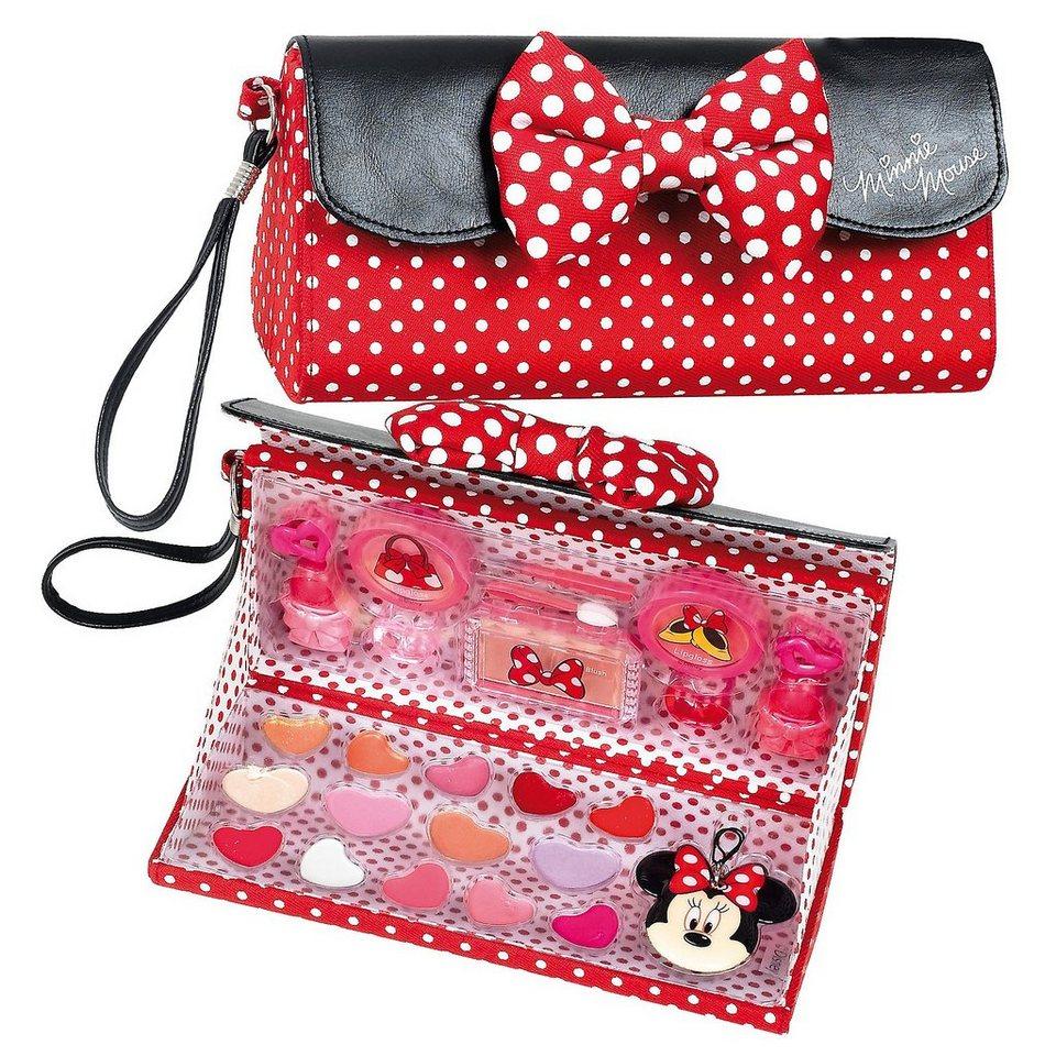 Minnie Mouse Handtasche mit Kosmetik