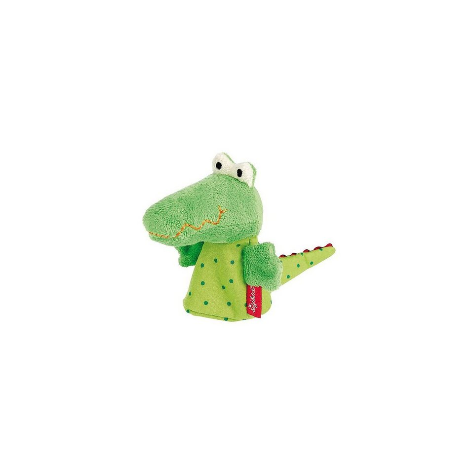 sigikid Fingerpuppe Krokodil (40379)