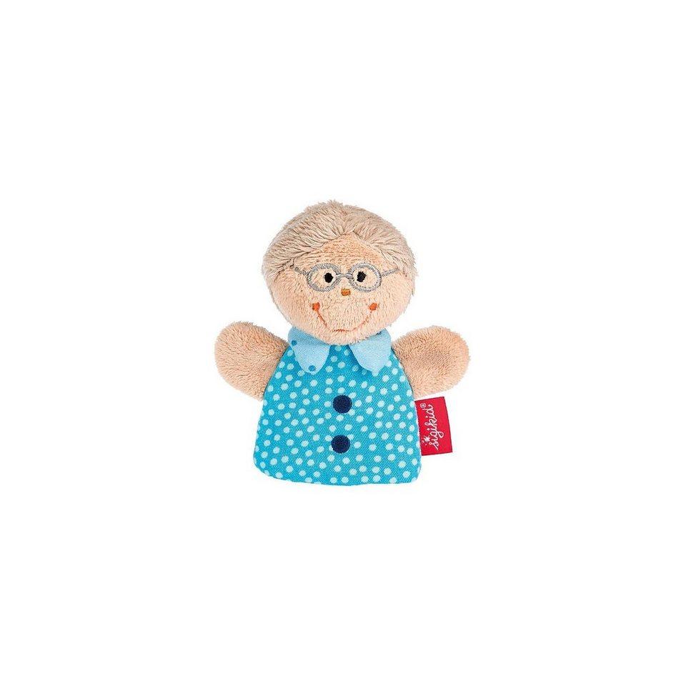sigikid Fingerpuppe Großmutter (40372)