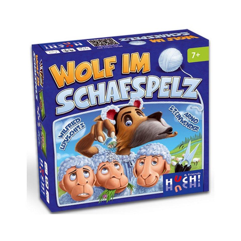 Huch and friends Wolf im Schafspelz