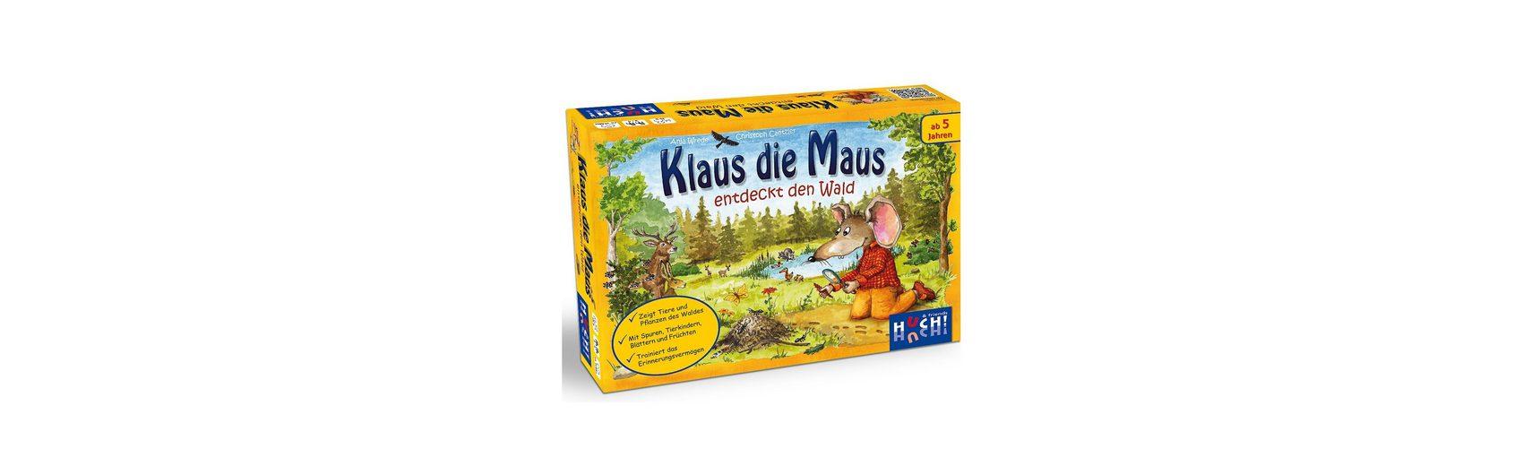 HUCH! & friends Klaus die Maus entdeckt den Wald