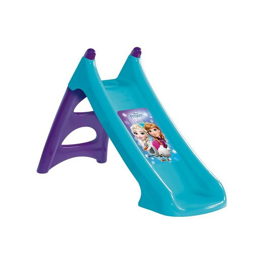 Smoby XS Rutsche Disney Princess Frozen, 90 cm Rutschlänge
