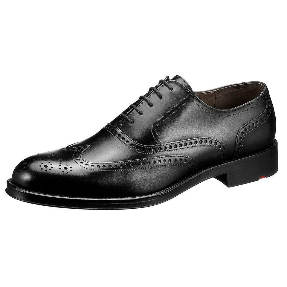 LLOYD 1888 Record Business Schuhe in schwarz